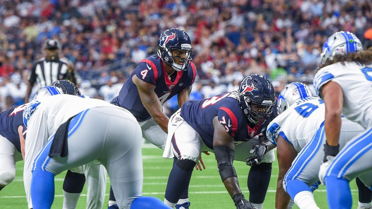 NFL Odds & Picks For Texans vs. Lions: The Live Dog To Bet This Thanksgiving article feature image