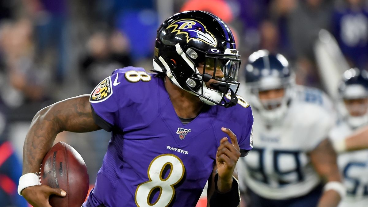 Titans vs. Ravens Odds & Picks: How To Bet On Baltimore In A Revenge Spot article feature image