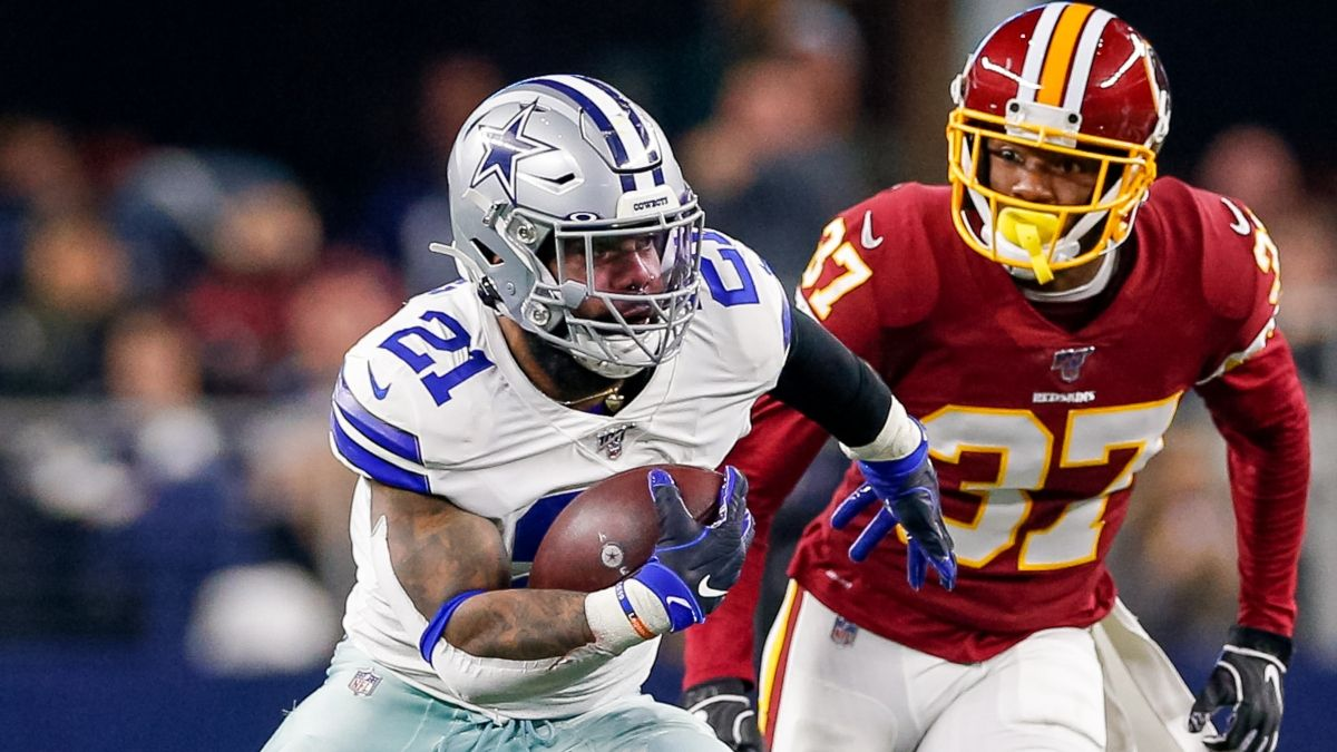 Cowboys vs. Washington Odds & Picks: Fade America's Team on Thanksgiving (Seriously) article feature image
