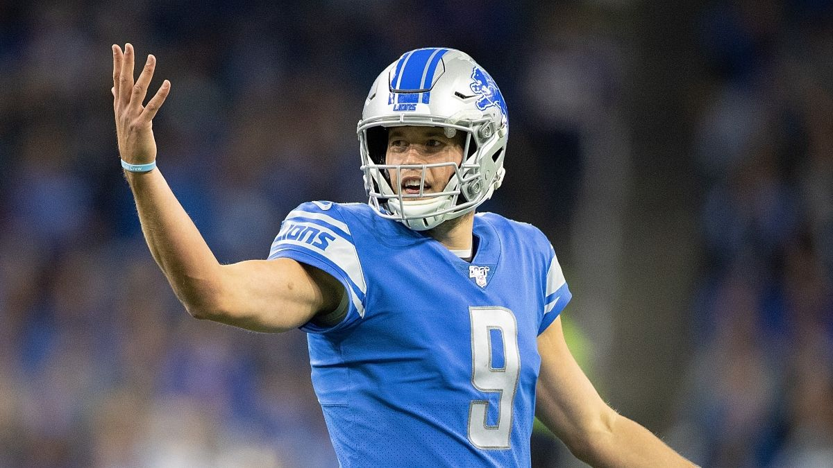 Washington vs. Lions Odds & Picks: Fade Home Favorite On Sunday article feature image