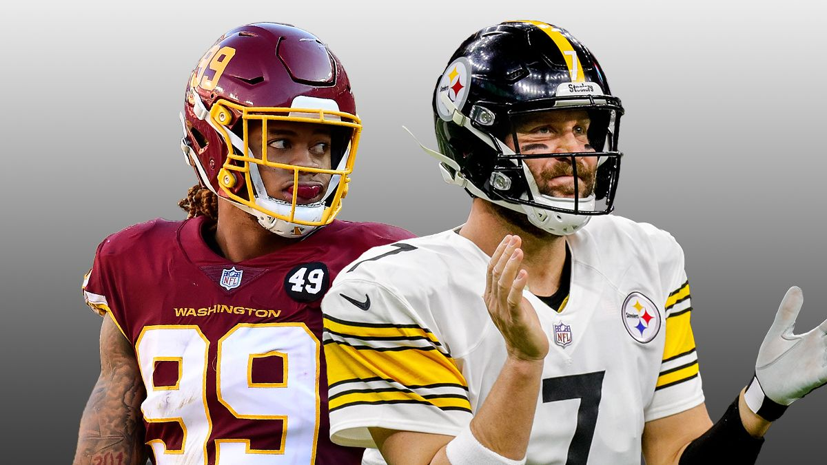 Steelers vs. Washington Odds & Picks: Your Monday Night Football Betting Guide article feature image