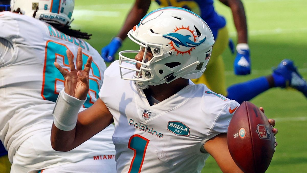 Bills vs. Dolphins Odds & Picks: How To Bet This With Uncertainty Around Buffalo Starters Resting article feature image
