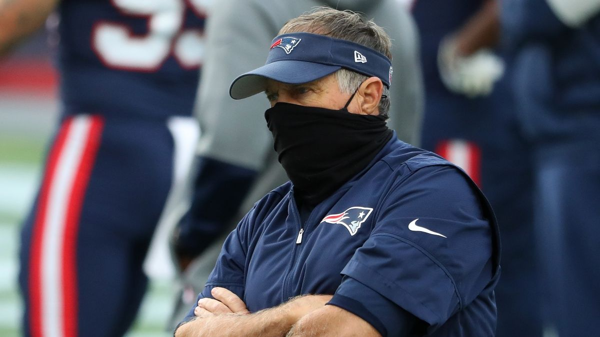 Jets vs. Patriots Picks For Monday Night Football: Spread, Total & Prop Bets article feature image