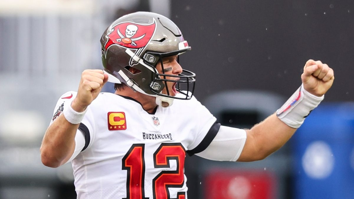 Wild Card Weekend Promo: Bet $1, Win $100 if the Bucs Win! article feature image