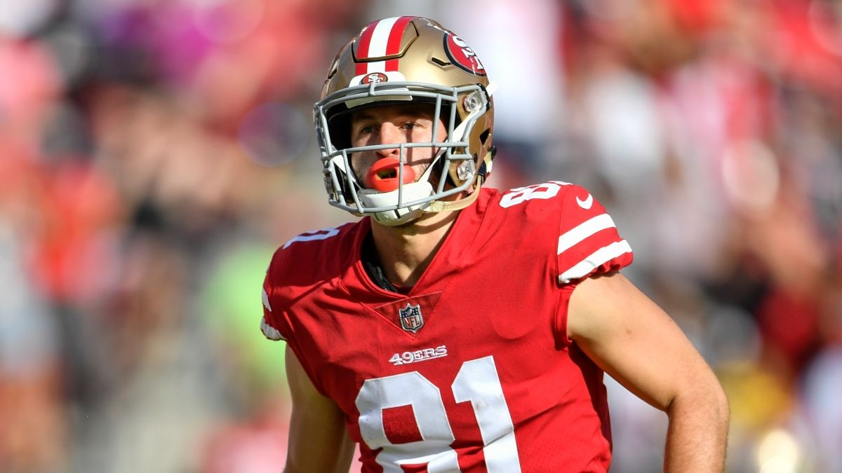 NFL Prop Picks: The Under to Bet For Packers vs. 49ers On Thursday Night Football article feature image