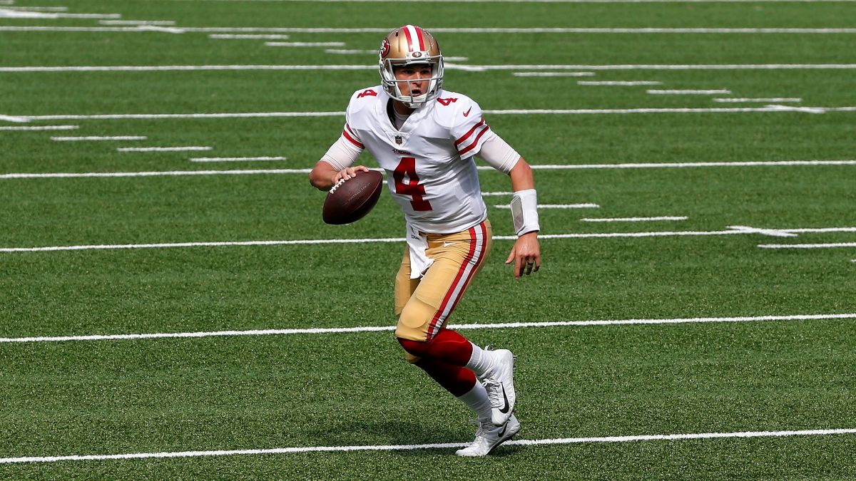 NFL Odds & Picks for Packers vs. 49ers: The Big Thursday Night Football Betting Edge article feature image