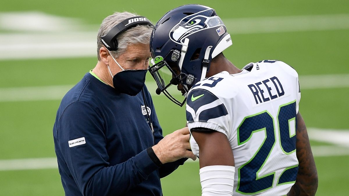 NFL Odds & Picks For Cardinals vs. Seahawks: A Thursday Night Football Betting System article feature image