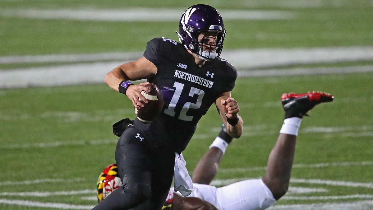 College Football Odds & Pick For Northwestern vs. Purdue: Betting Value Lies With Saturday's Over/Under article feature image