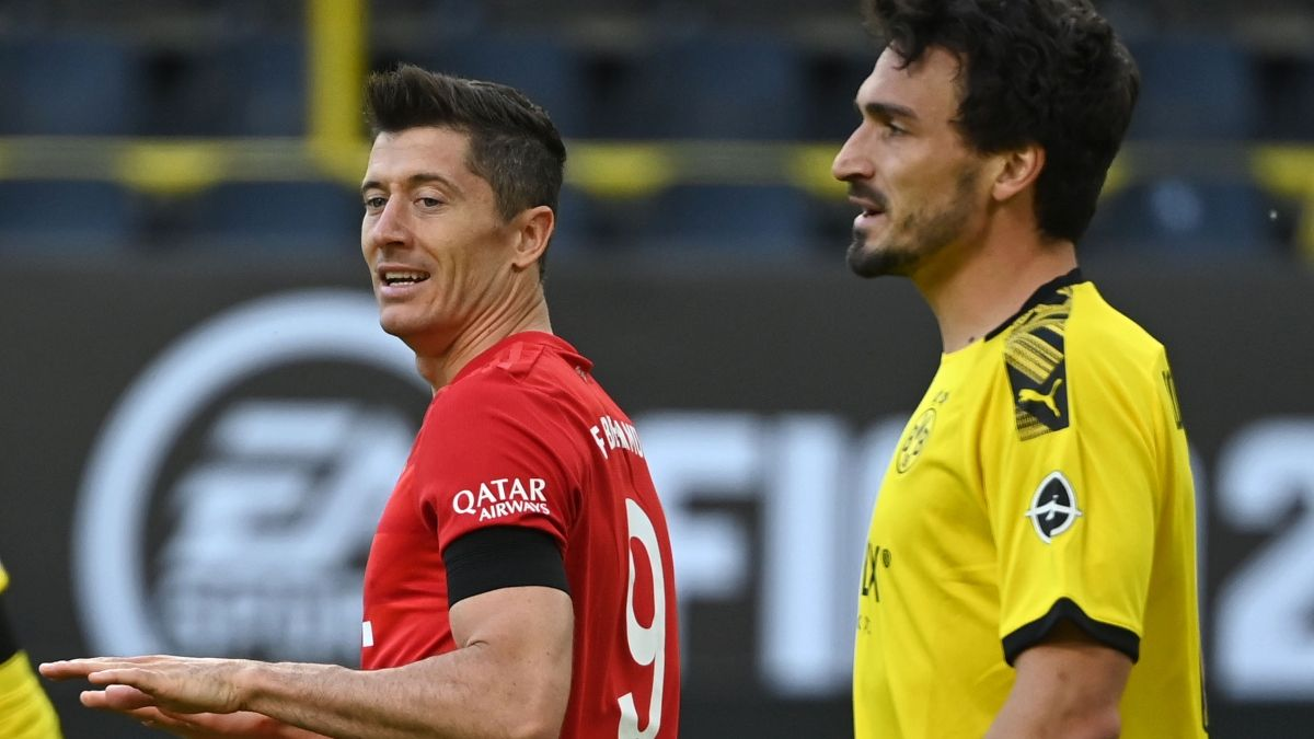 Saturday Bundesliga Odds, Picks and Predictions: Bayern Munich vs. Borussia Dortmund (Nov. 7) article feature image