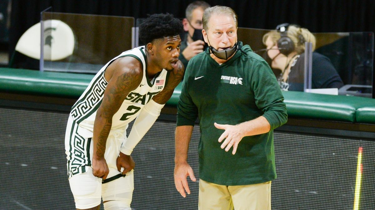 Duke vs. Michigan State Odds & Picks: How to Bet Tuesday's College Basketball Headliner (Dec. 1) article feature image