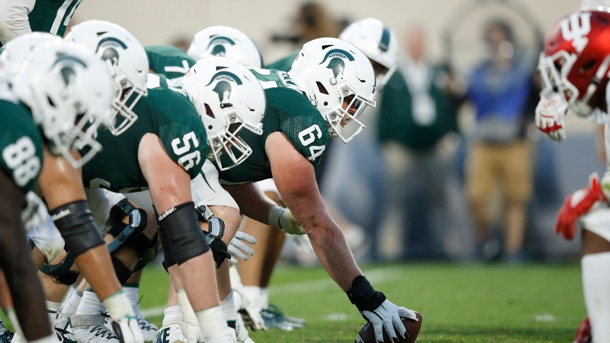 College Football Odds & Pick: Sharps, Experts Agree on Indiana vs. Michigan State (Saturday, Nov. 14) article feature image