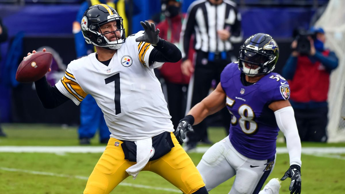 Steelers vs. Ravens Odds & Promos: Bet $1, Win $100 if There's at Least 1 Touchdown article feature image