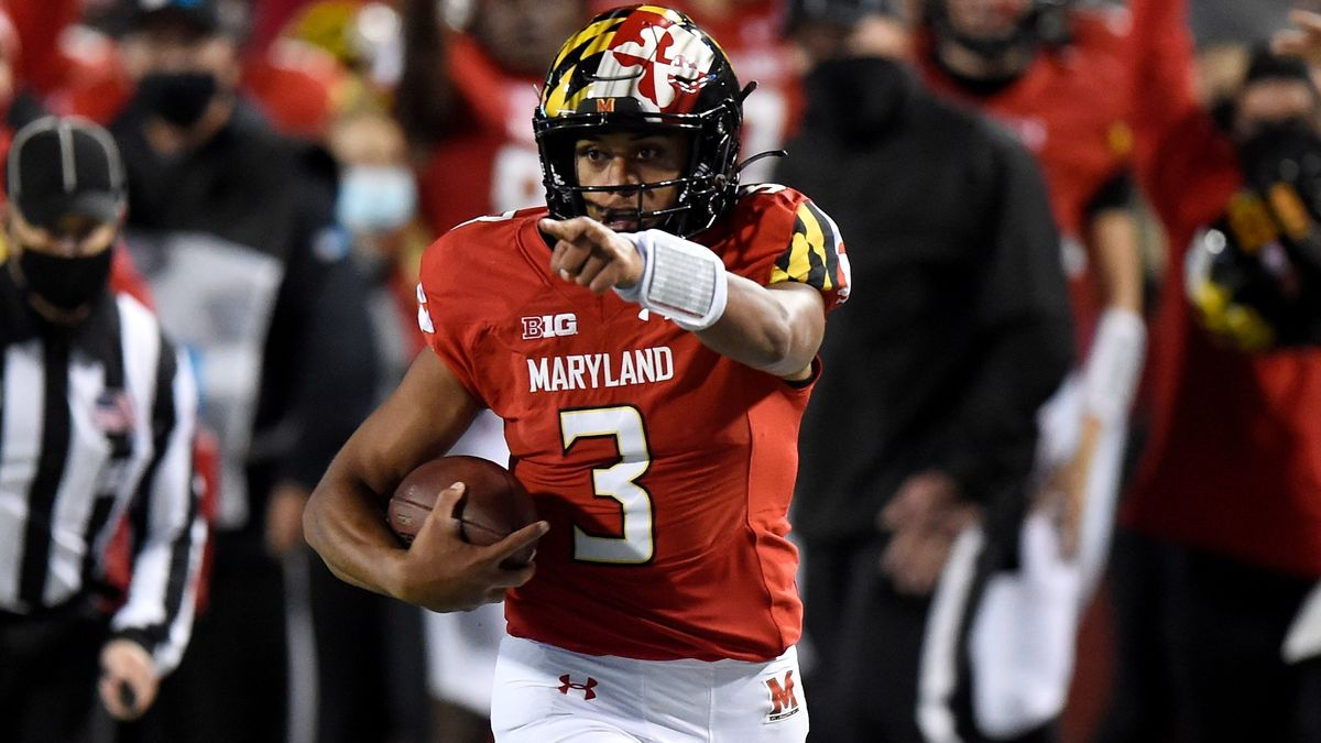 Maryland vs. Penn State Betting Odds & Pick: Value on Over/Under in Game with Huge Spread (Saturday, Nov. 7) article feature image