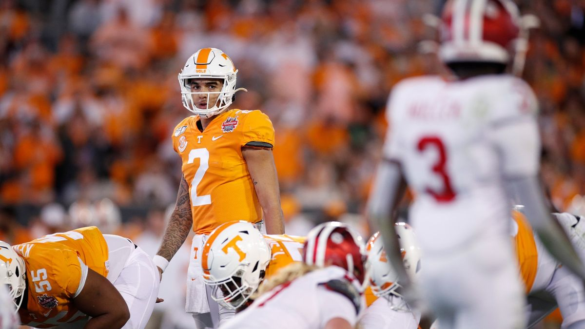 Tennessee vs. Arkansas Odds & Pick: Value on Over/Under as Volunteers Travel to Fayetteville article feature image