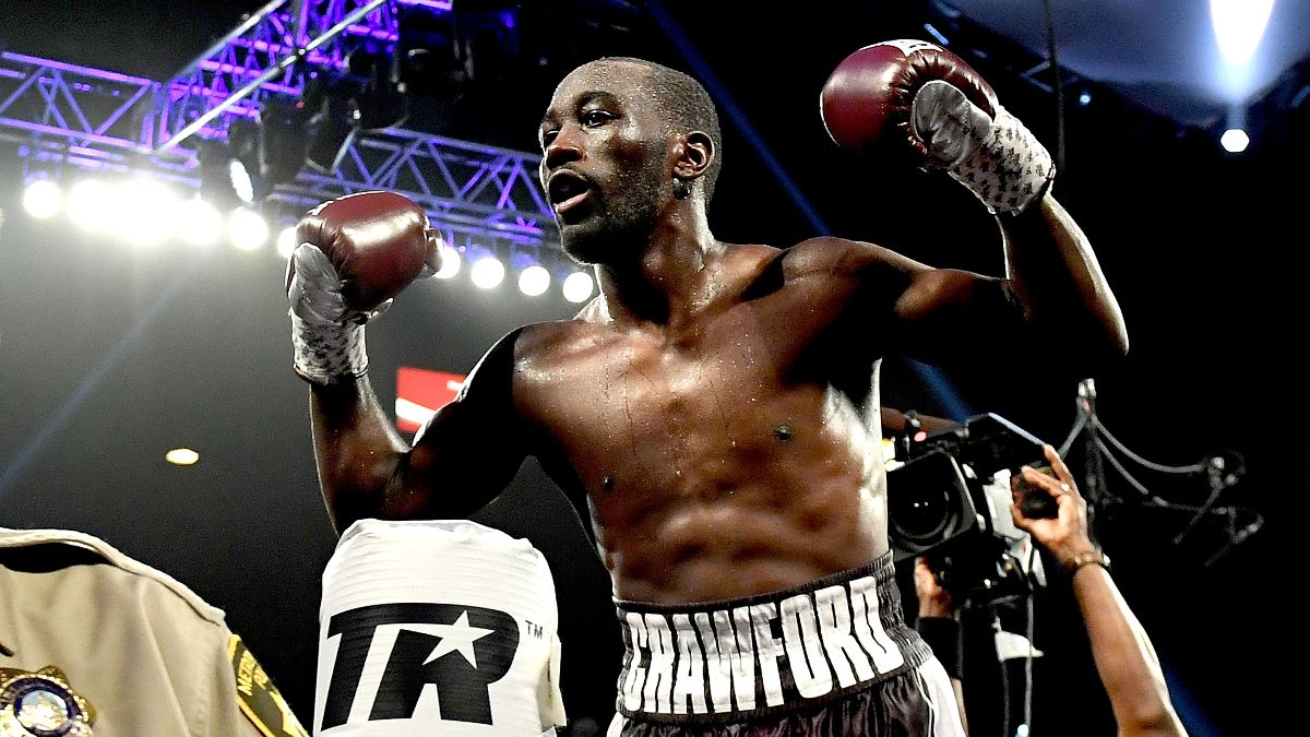 Terence Crawford vs. Kell Brook Boxing Odds, Props & Schedule: Bud is Overwhelming Favored to Score Knockout Victory article feature image
