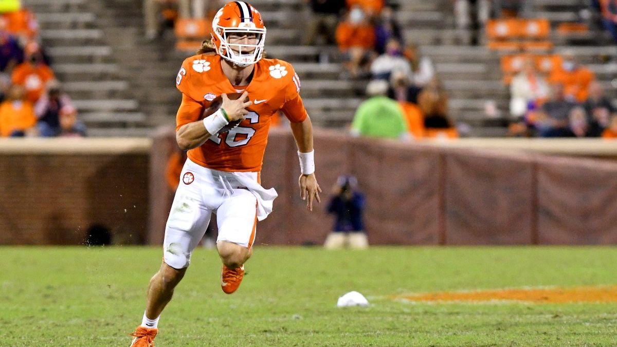 Pitt vs. Clemson Odds & Picks: Can You Trust the Tigers Cover Saturday's Huge Spread? article feature image