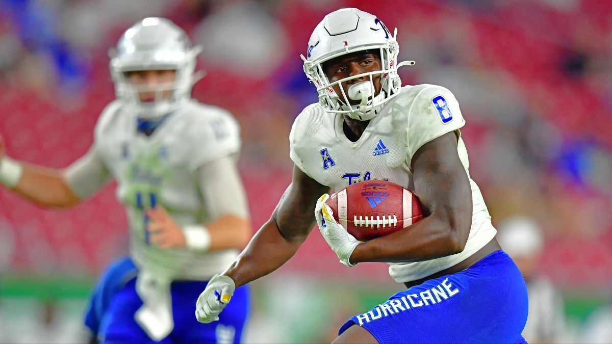 College Football Odds & Picks: How To Bet Tulane vs. Tulsa On Thursday Night article feature image