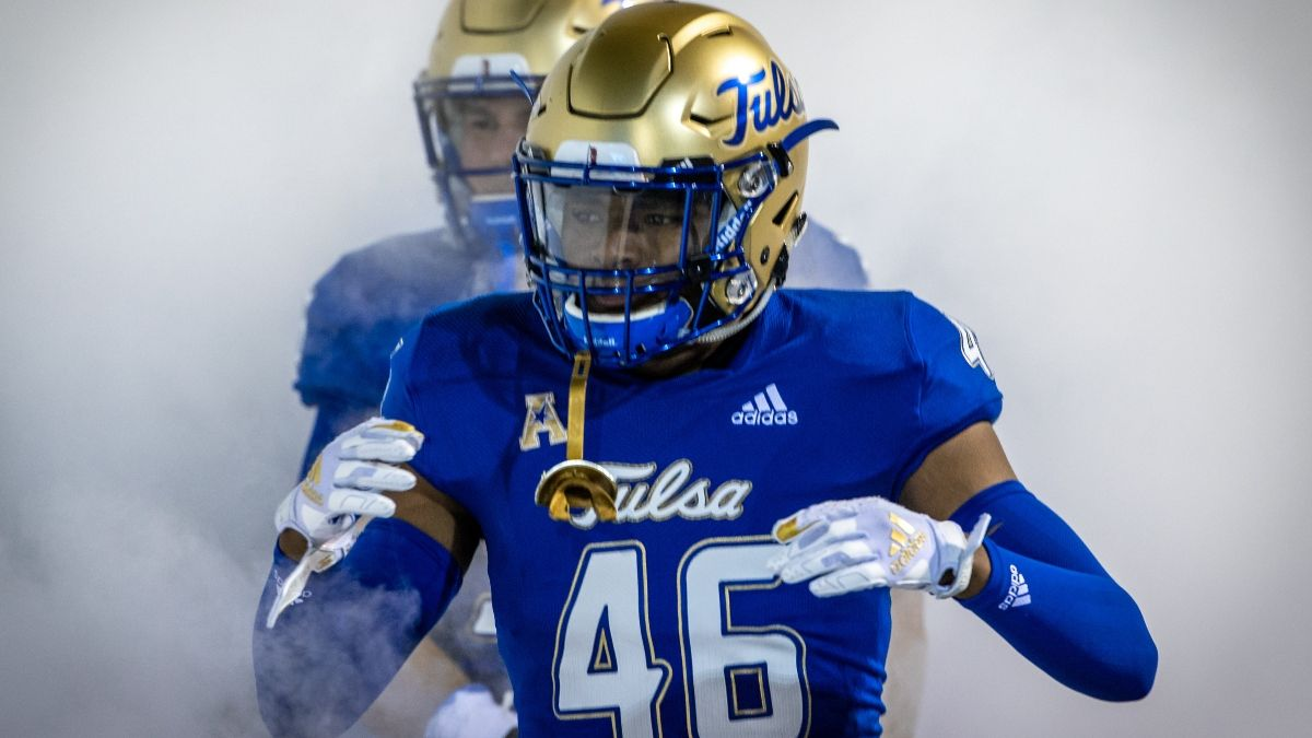 College Football Odds & Weather Report: How Wind Will Impact Betting Tulane vs. Tulsa article feature image