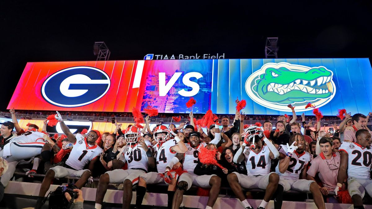 Florida vs. Georgia Odds & Picks: How to Bet This Top-10 SEC Clash article feature image