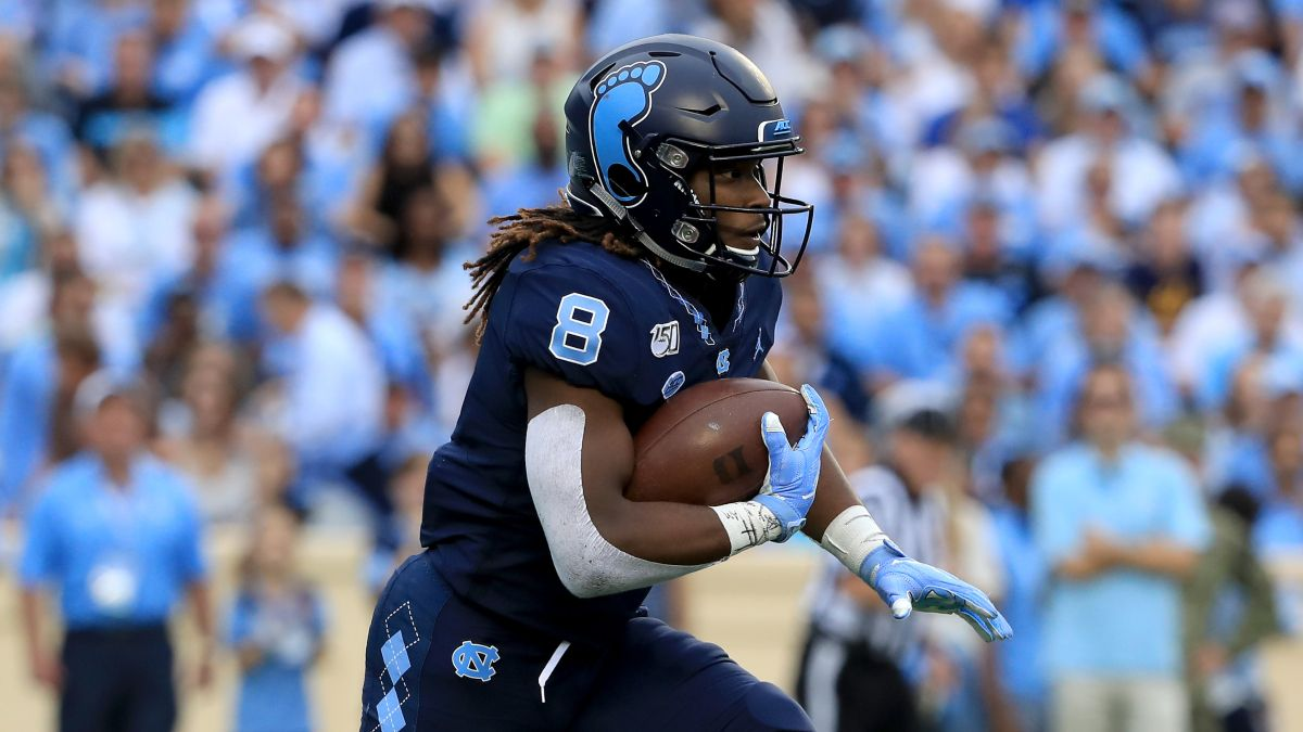 Wake Forest vs. North Carolina Odds & Picks: Bet Demon Deacons to Cover in Saturday ACC Rivalry article feature image