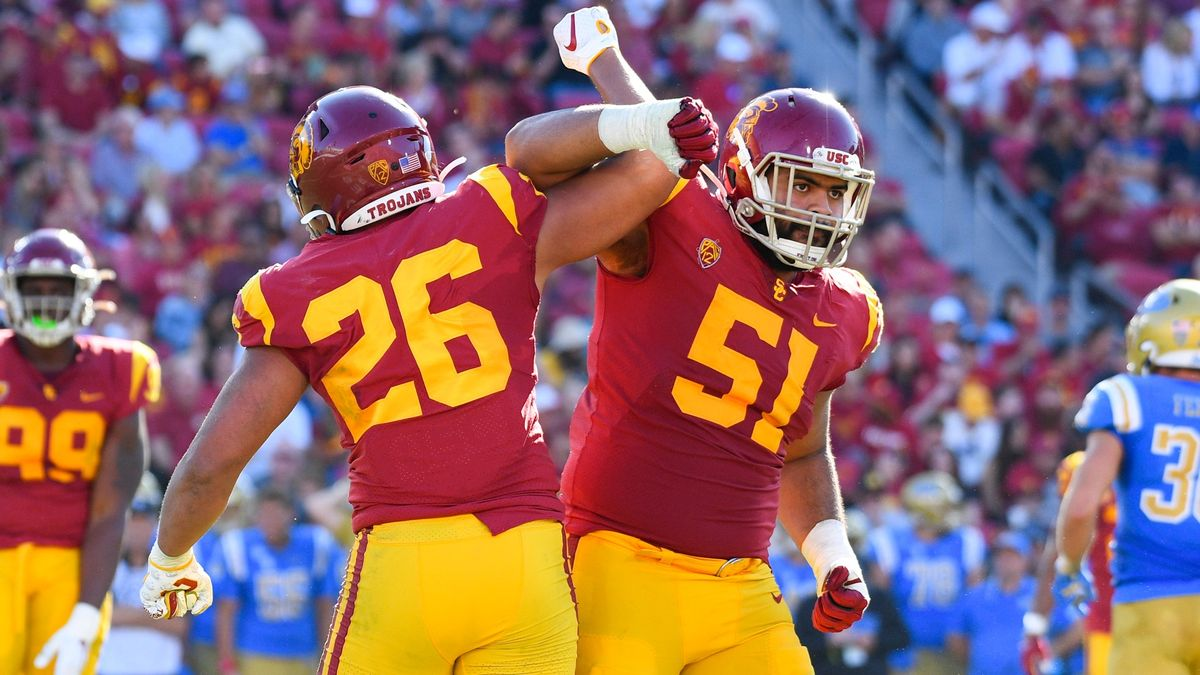 College Football Odds & Picks for Arizona State vs. USC: Betting Value on Trojans and Sun Devils article feature image