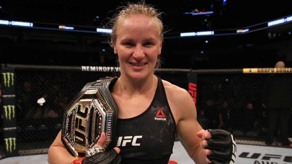 UFC 255 Co-Main Event Odds, Pick & Prediction: Best Bets for Shevchenko vs. Maia article feature image