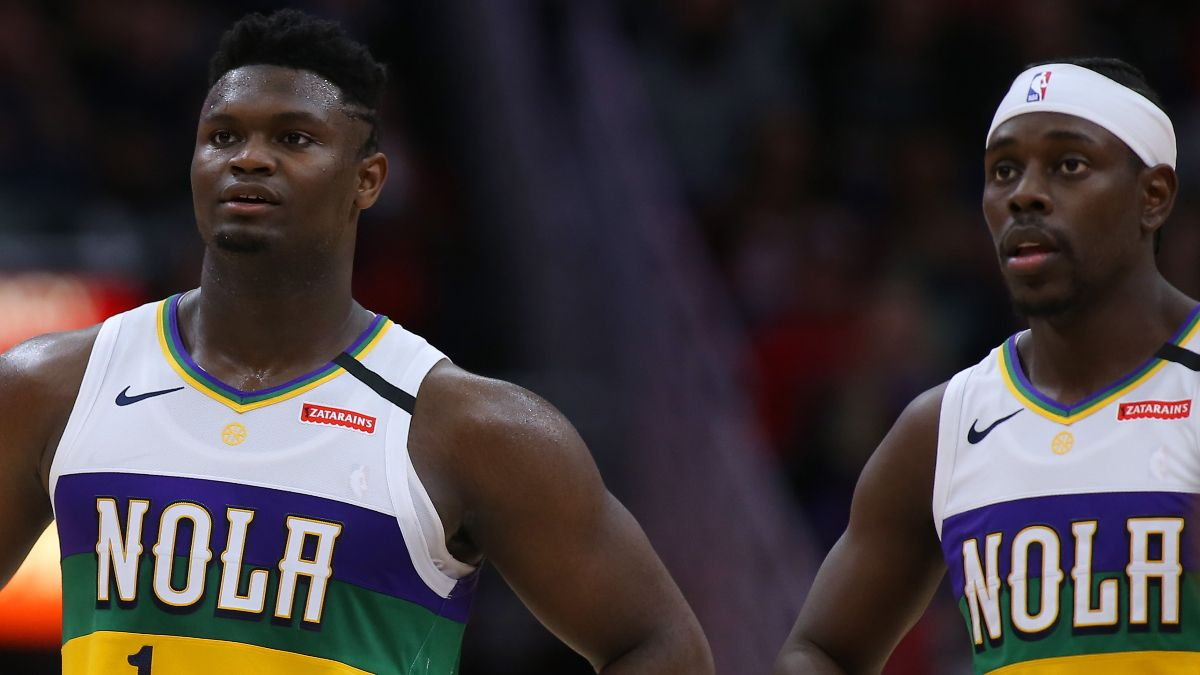 Challenges Awaiting the Pelicans: Trading Jrue Holiday, Developing Zion Williamson article feature image