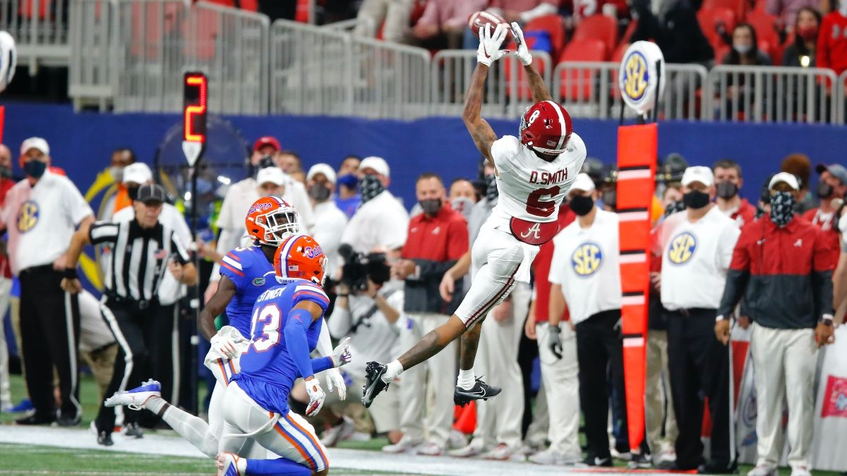 Wilson: My Projected Odds for Potential College Football Playoff, Early Bowl Games article feature image