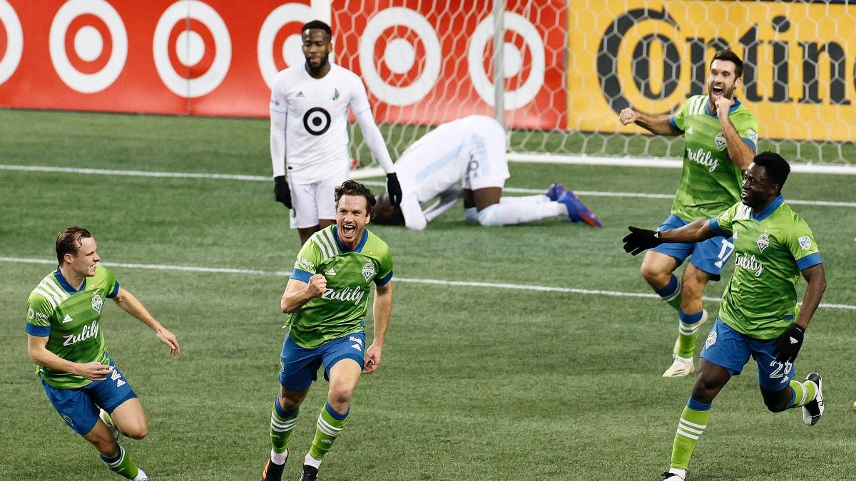 Columbus Crew vs. Seattle Sounders Betting Odds & Picks for Saturday MLS Cup (Dec. 12) article feature image