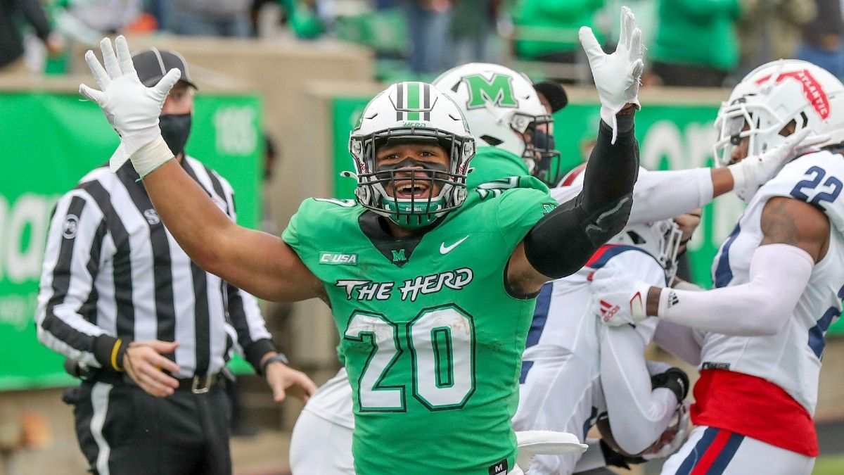 UAB vs. Marshall Odds & Picks: Your Betting Guide for the Conference USA Championship article feature image