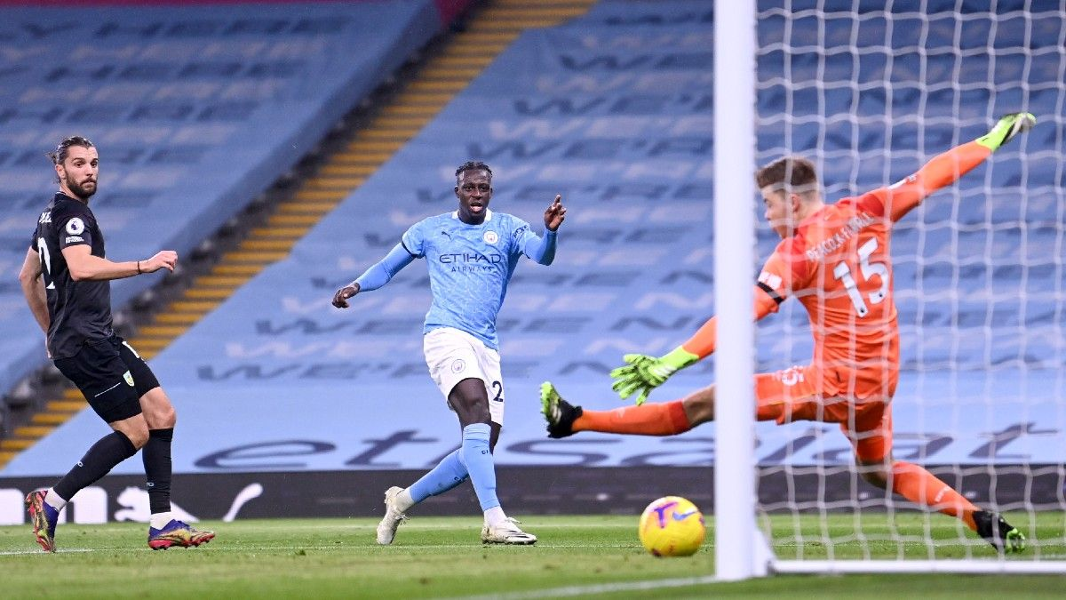 Saturday Premier League Odds, Picks & Predictions: Manchester City vs. Fulham (Dec. 5) article feature image