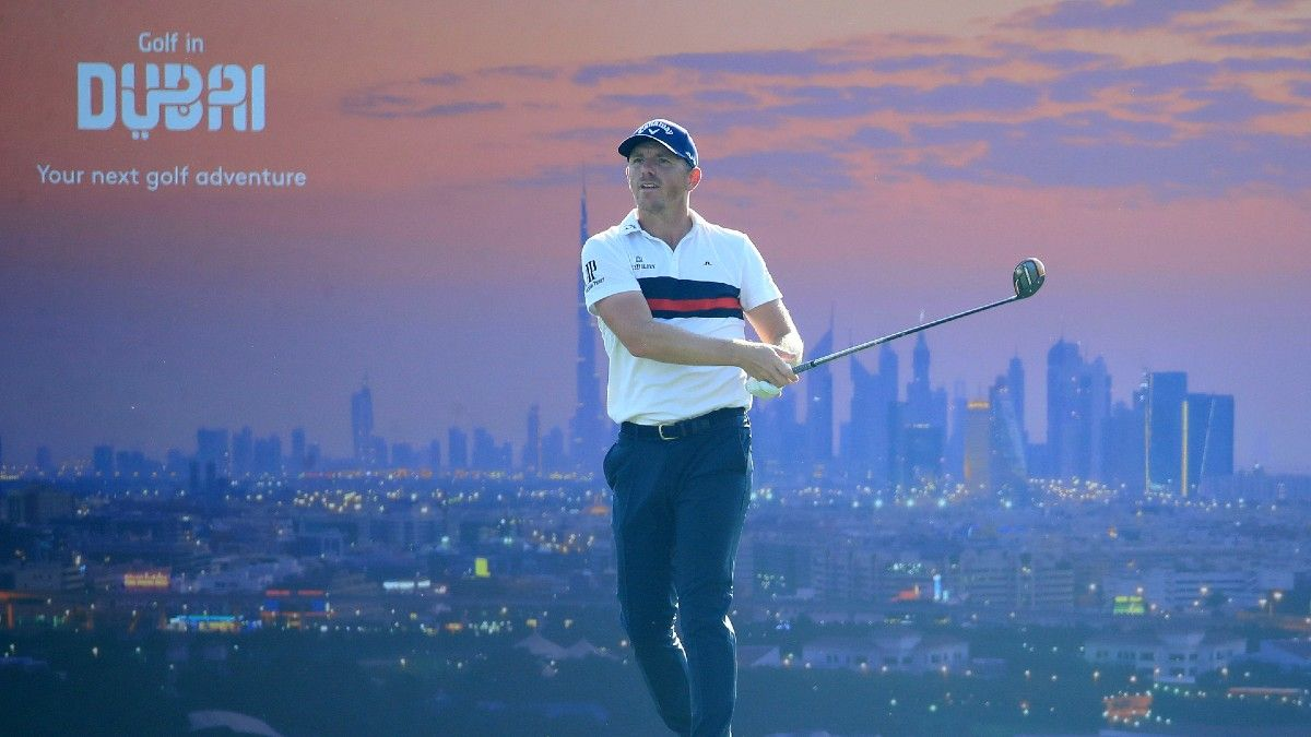 Perry's DP World Tour Championship Betting Guide & Picks: Wallace Fits Profile at Jumeriah's Earth Course article feature image