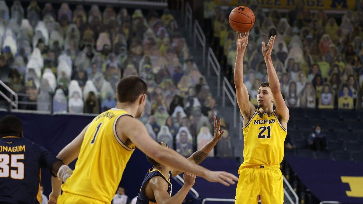 Penn State vs. Michigan College Basketball Odds & Picks: Take the Better Defense at Home article feature image