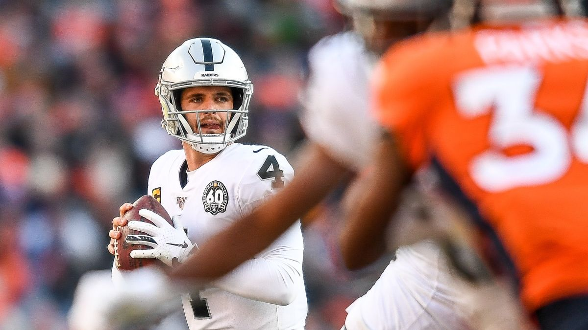 Broncos vs. Raiders Odds & Picks: Bet Vegas To Cover Before Spread Moves article feature image