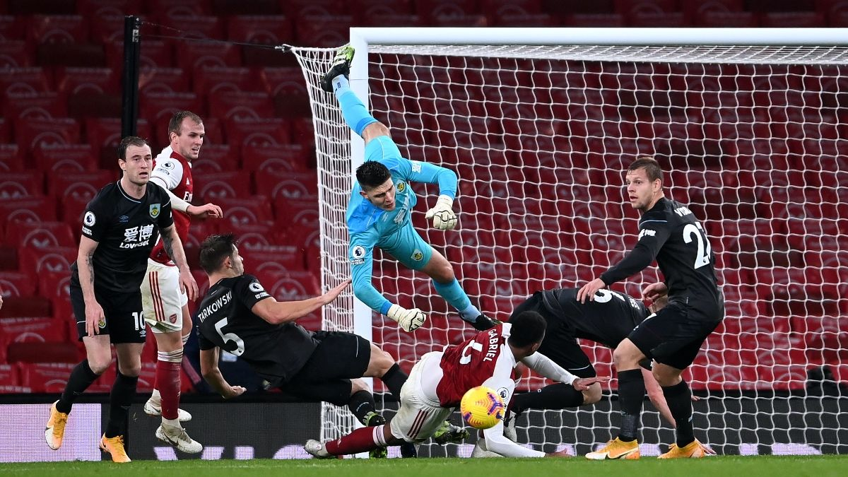 Burnley vs. Sheffield United Tuesday Premier League Betting Odds, Picks & Predictions: (Dec. 29) article feature image