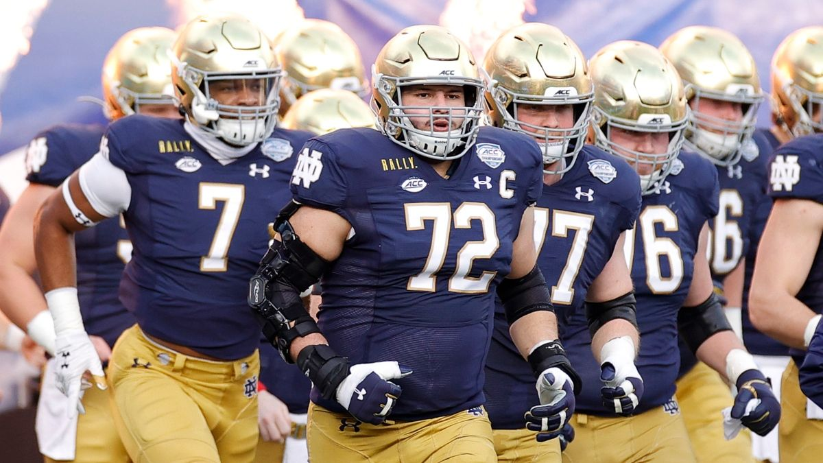 Rose Bowl Promo: Bet $1, Win $100 on a Notre Dame or Alabama Touchdown! article feature image