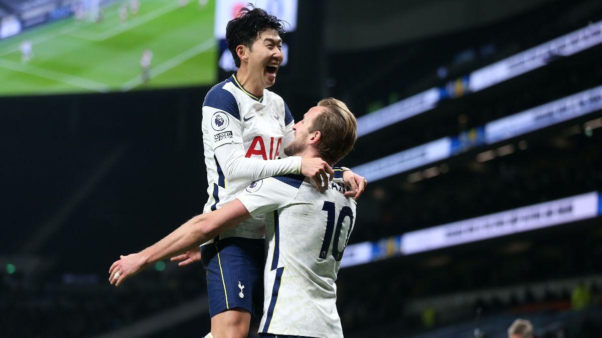 Tottenham Hotspur vs. Leicester City Sunday Premier League Betting Odds, Picks & Predictions (Dec. 20) article feature image