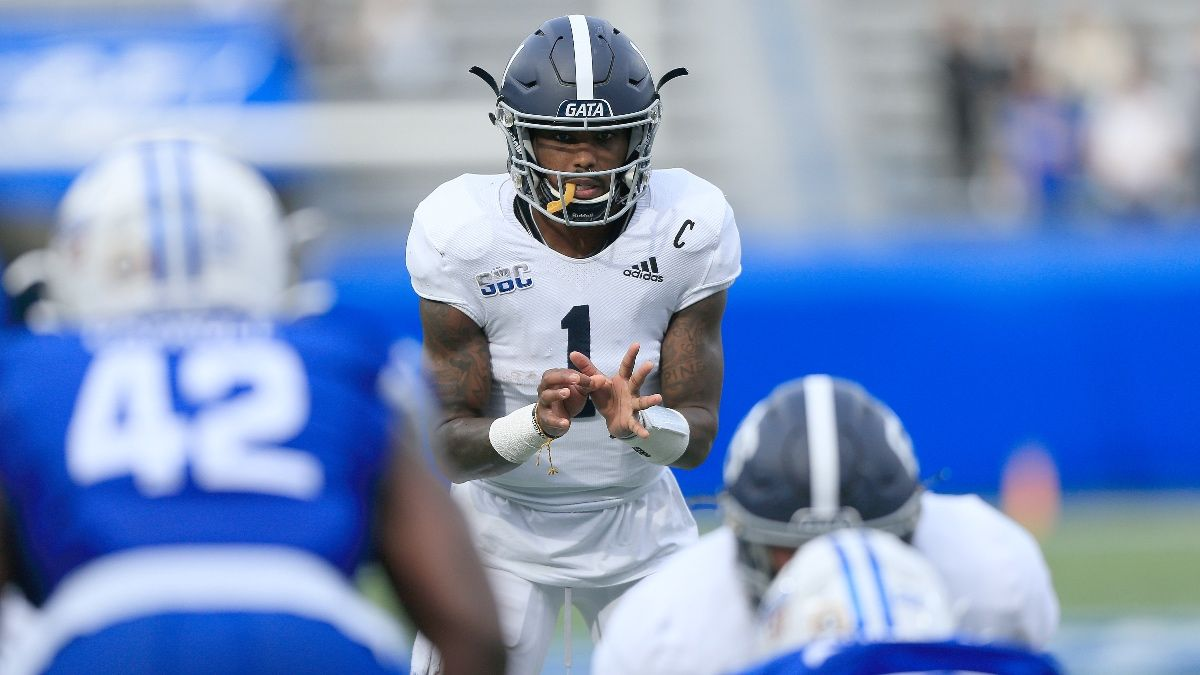 Georgia Southern vs. Louisiana Tech New Orleans Bowl Betting Odds & Picks: Time to Fade the Bulldogs  (Wednesday, Dec. 23) article feature image