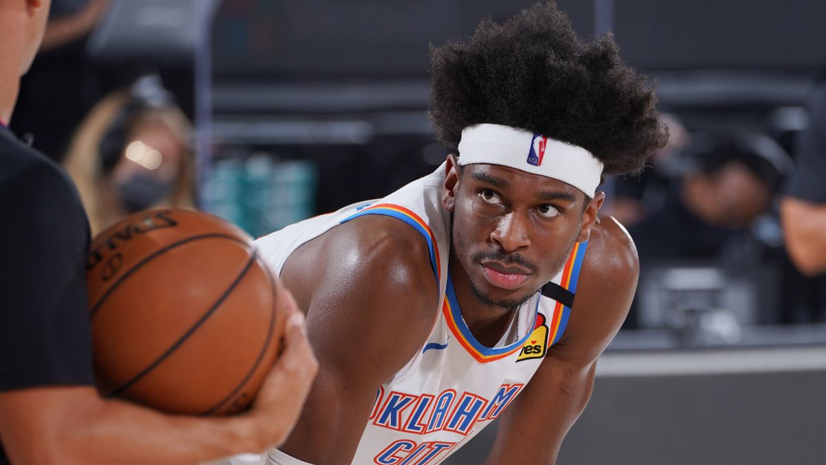Oklahoma City Thunder 2021 NBA Win Total Odds & Pick: Don't Sleep on Overhauled OKC Roster article feature image