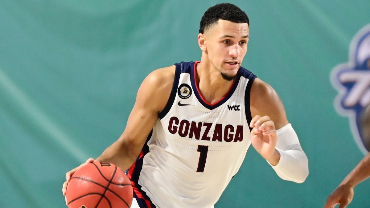 Gonzaga-Baylor Odds & Promos: Bet $1, Win $100 if the Bulldogs Make a 3-Pointer, More! article feature image