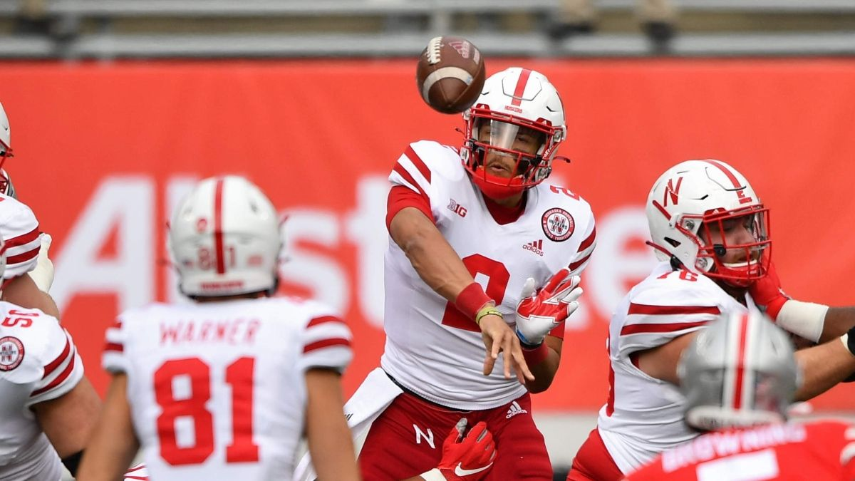 College Football Odds & Picks for Nebraska vs. Rutgers: Sharps Betting Big Ten Spread and Total Friday (Dec. 18) article feature image