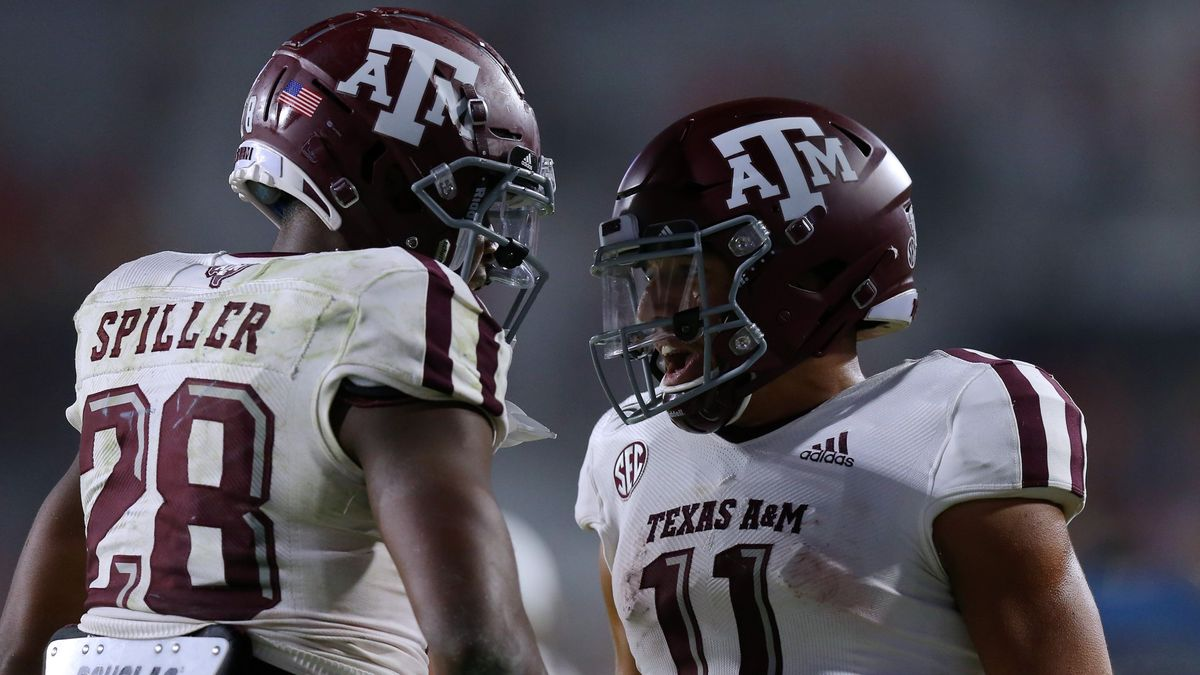 Texas A&M vs. Auburn Odds & Picks: Bet the Aggies to Cover the Spread as Road Favorites article feature image