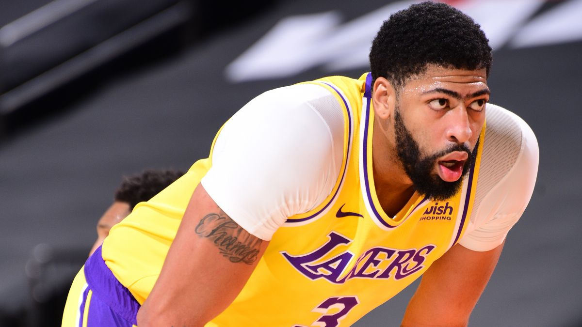 2020-21 NBA Defensive Player of the Year Odds: Anthony Davis Enters Season as the Favorite article feature image