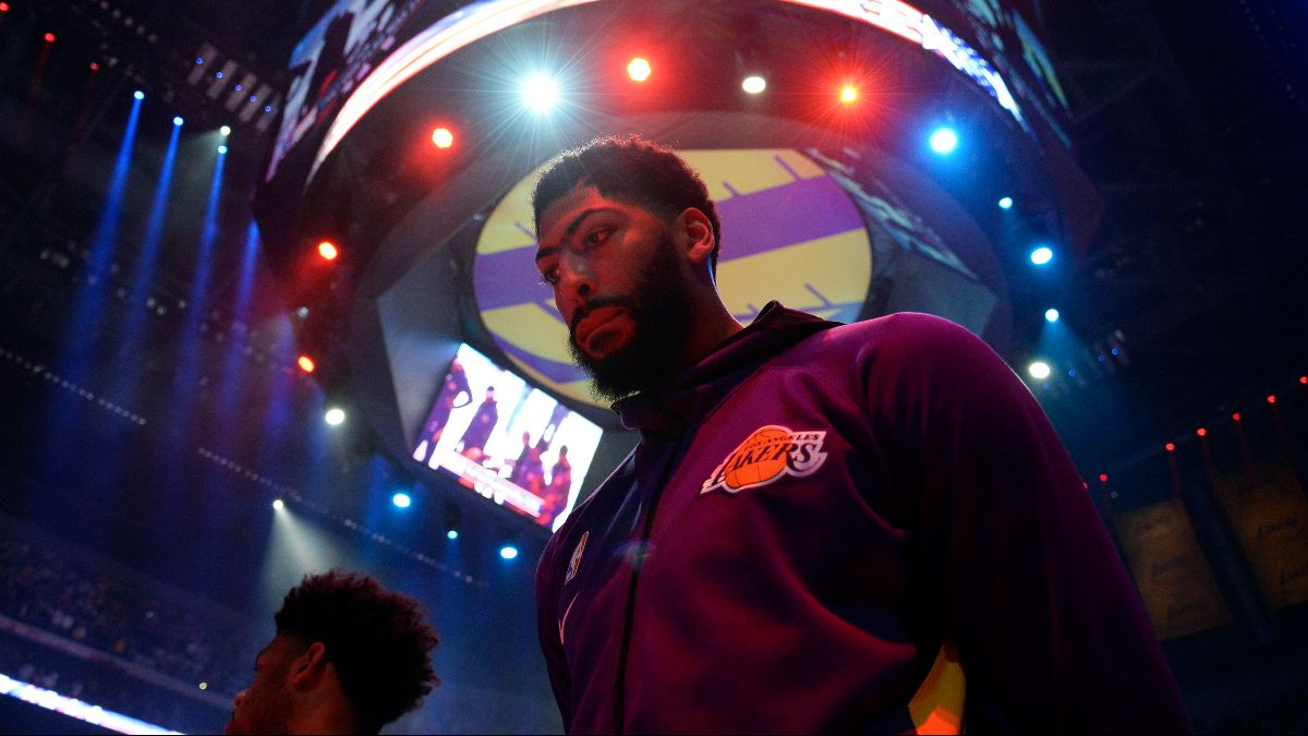 NBA Betting Odds & Picks: Our Staff's Favorite Christmas Day Bets for Mavericks vs. Lakers (Friday, Dec. 25) article feature image