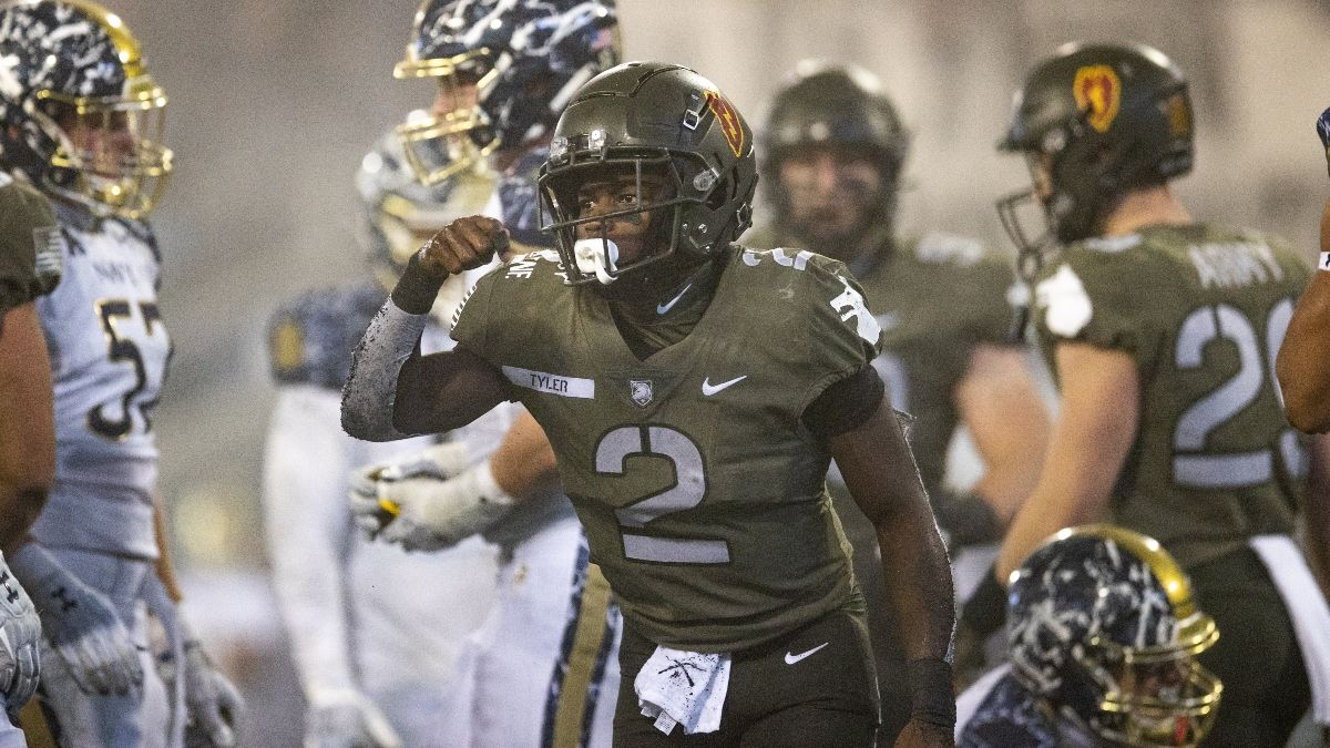 College Football Odds & Picks for Air Force vs. Army: Sharp Bets Hitting Spread & Under Trend article feature image