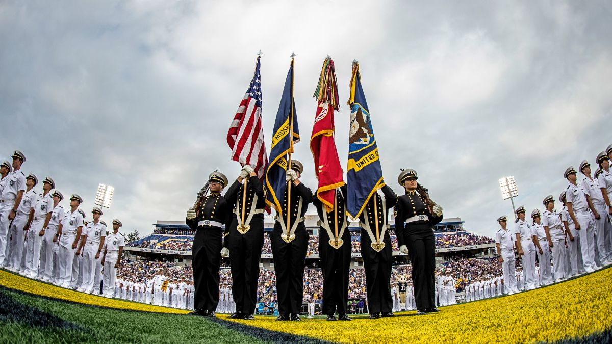 Navy vs. Army Betting Odds & Picks: Will the Under Hit for the 15th Consecutive Year? article feature image