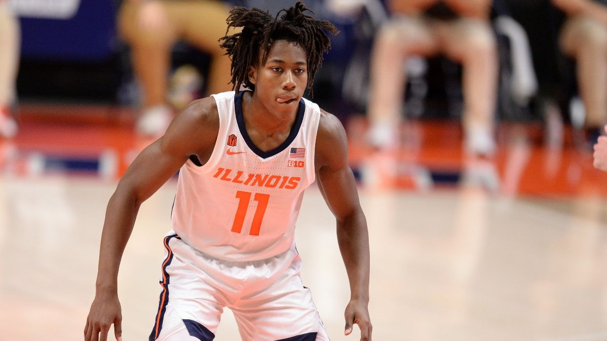 Tuesday College Basketball Odds & Picks: Illinois Can Pull Off Upset at Duke (December 8) article feature image