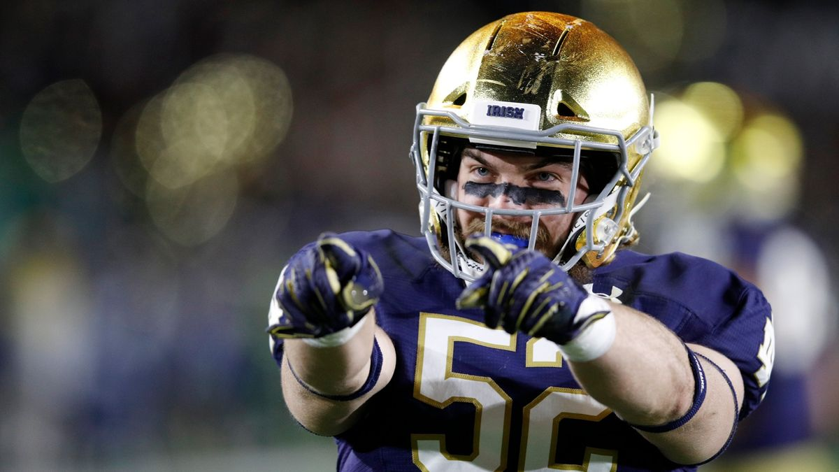 College Football Odds & Picks for Syracuse vs. Notre Dame: Betting Value on Saturday's Over/Under article feature image