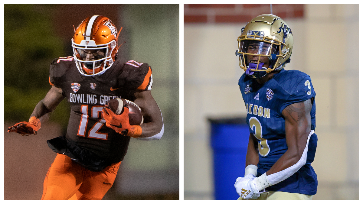 Bowling Green vs. Akron Odds & Picks: The MACtion Betting Opportunity of a Lifetime article feature image