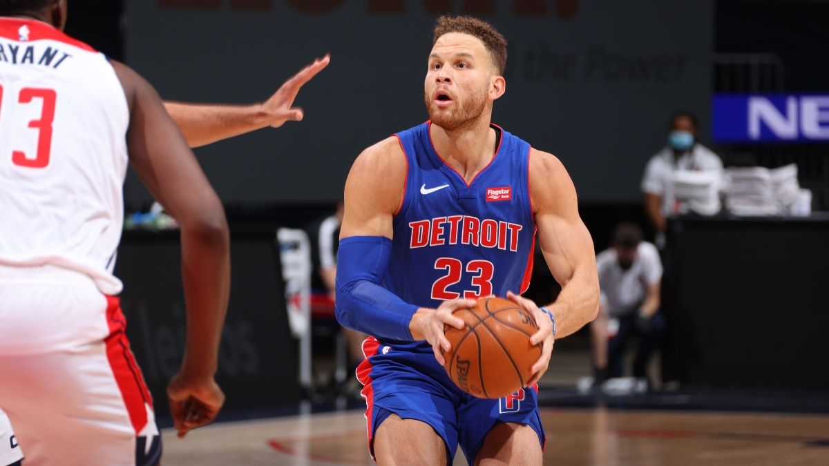 Pistons vs. Timberwolves NBA Odds & Picks: Back Underdog Detroit on Wednesday Against Minnesota article feature image